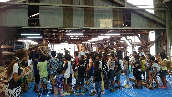 リフォームプロ関西 木工教室奈良イベント