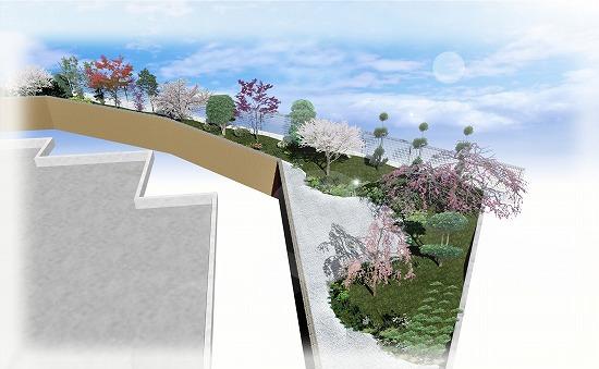 和庭のイメージ絵