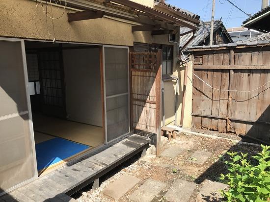 奈良市外構ガーデン