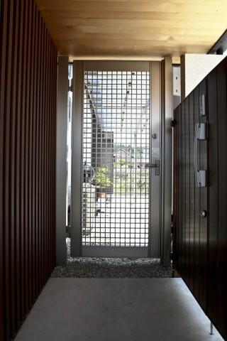 エルネクス門扉