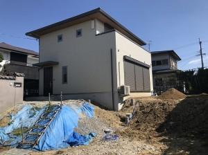 積水ハウスの外構工事