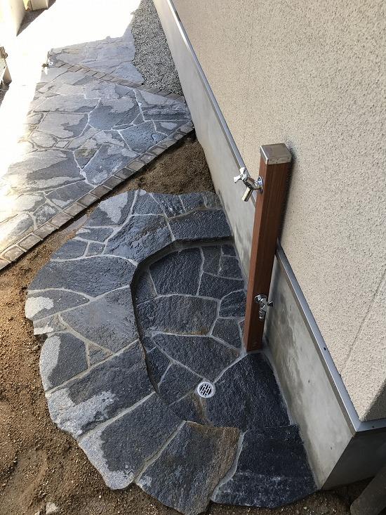 オリジナル立水栓